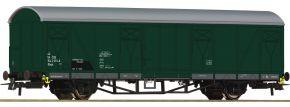 Roco 67614 Gedeckter Güterwagen Gbqs CSD | DC | Spur H0 kaufen