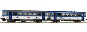 Roco 70379 Dieseltriebwagen Rh 810 CD | DCC Sound | Spur H0 kaufen