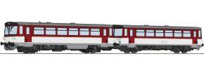 Roco 70383 Dieseltriebwagen Rh 810 ZSSK | DCC-Sound | Spur H0 kaufen
