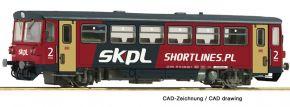 Roco 70384 Dieseltriebwagen 810 SKPL | DC analog | Spur H0 kaufen