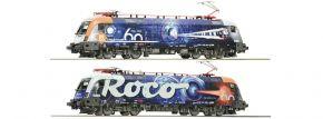 Roco 70485 E-Lok Rh 1116 ÖBB | 60 Jahre Roco | DC analog | Spur H0 kaufen
