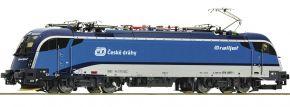 Roco 70487 E-Lok Rh 1216 Railjet CD | DC analog | Spur H0 kaufen