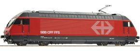 Roco 70660 E-Lok Re 460 SBB | DC analog | Spur H0 kaufen