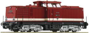 Roco 70810 Diesellok BR 110 DR   DCC-Sound   Spur H0 kaufen