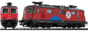 Roco 71401 E-Lok Re 420 Circus Knie SBB | DC analog | Spur H0 kaufen