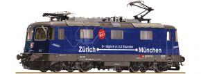 Roco 71407 E-Lok Re 421 Muc-Zur SBB | DC analog | Spur H0 kaufen