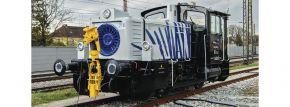 Roco 72018 Diesellok BR 333-716 Lokomotion | DC Sound | Spur H0 kaufen