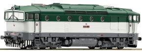 Roco 72050 Diesellok T 478.3 CSD | DC analog | Spur H0 kaufen