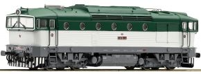 Roco 72051 Diesellok T 478.3 CSD | DCC Sound | Spur H0