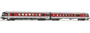 Roco 72070 Dieseltriebwagen BR 628.4 Sylt DB AG | DC analog | Spur H0