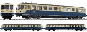 Roco 72082 Akkutriebwagen BR 515 mit Steuerwagen DB   DC analog   Spur H0 kaufen