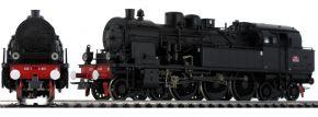 Roco 72166 Dampflok Serie 232 TC SNCF | DC analog | Spur H0 kaufen