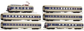 Roco 73056 E-Triebzug Rh 4010 ÖBB | DC analog | Spur H0 kaufen