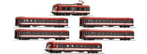 Roco 73059 6-tlg. E-Triebzug Rh 4010 ÖBB | DCC Sound | Spur H0 kaufen