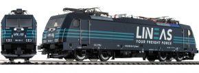 Roco 73215 Elektrolokomotive BR 186 Lineas | DCC digital Sound | Spur H0 kaufen