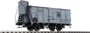 BRAWA 49741 Gedeckter Güterwagen G10 WMF | DB | DC | Spur H0 kaufen