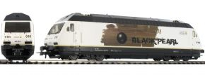 Roco 73277 E-Lok Re 465 016 Black Pearl SBB | DCC-Sound | Spur H0 kaufen