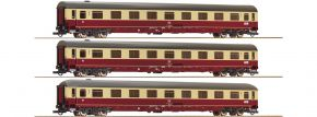 Roco 74095 3-tlg. Set Nr. 1 Autoreisezug Christoforus-Express DB | DC | Spur H0 kaufen
