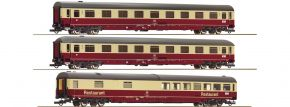 Roco 74096 3-tlg. Set Nr. 2 Autoreisezug Christoforus-Express DB | DC | Spur H0 kaufen