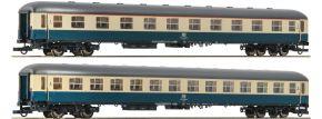 Roco 74182 2er Wagenset D 229 Johann Strauß IV DB | DC | Spur H0 kaufen