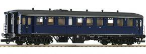 Roco 74419 Reisezugwagen Blokkendoos III NS | DC | Spur H0 kaufen