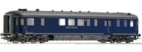 Roco 74431 Speise-/Gepäckwagen Plan D III NS | DC | Spur H0 kaufen