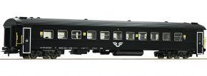 Roco 74515 Reisezugwagen 1. Klasse VI SJ | DC | Spur H0 kaufen