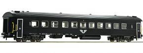 Roco 74516 Reisezugwagen 2. Klasse VI SJ | DC | Spur H0 kaufen