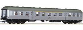 Roco 74587 Nahverkehrswagen Silberling 1./2.Kl. DB | DC | Spur H0 kaufen