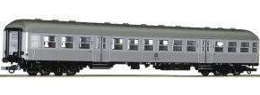Roco 74589 Nahverkehrswagen Silberling 2.Kl. DB | DC | Spur H0 kaufen