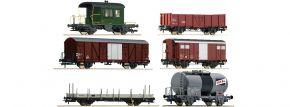 Roco 76051 Güterwagen-Set 6-tlg. Gotthardbahn SBB | DC | Spur H0 kaufen