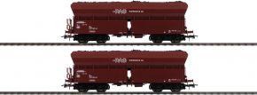 Roco 76058 2-tlg. Set 1 Selbstentladewagen RAG | DC | Spur H0 kaufen