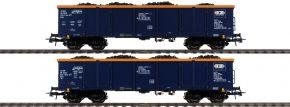 Roco 76086 Güterwagen-Set 2-tlg. Eaos Chem Trans Logistic | DC | Spur H0 kaufen