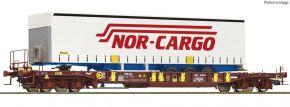 Roco 76222 Taschenwagen T3 AAE Nor-Cargo | DC | Spur H0 kaufen