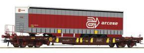 Roco 76227 Taschenwagen T3 Sdgmns 33 AAE | Spur H0 kaufen