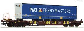Roco 76235 Taschenwagen T3 AAE P&O | DC | Spur H0 kaufen