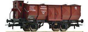 Roco 76300 Offener Güterwagen DRG | DC | Spur H0 kaufen