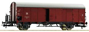 Roco 76308 Gedeckter Güterwagen Gl DR | DC | Spur H0 kaufen