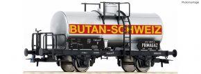 Roco 76312 Kesselwagen Butan SBB | DC |  Spur H0 kaufen
