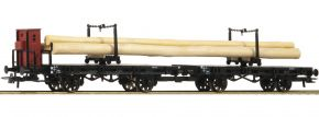 Roco 76405 Drehschemelwagen-Gespann KPEV | DC | Spur H0 kaufen