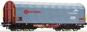 Roco 76447 Schiebeplanenwagen ERMEWA | DC | Spur H0 kaufen