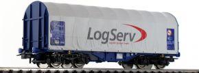 Roco 76451 Schiebeplanenwagen Shimmns LogServ | DC | Spur H0 kaufen
