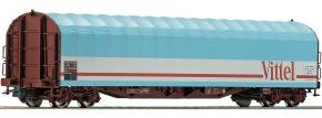 Roco 76453 Schiebeplanenwagen Vittel SNCF | DC | Spur H0 kaufen