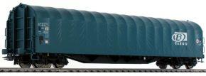 Roco 76470 Schiebeplanenwagen SNCB B-Cargo | Spur H0 kaufen