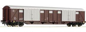 Roco 76496 Gedeckter Güterwagen Gabs FS | DC | Spur H0 kaufen