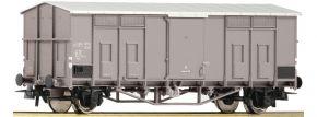 Roco 76600 Spitzdachwagen FS | DC | Spur H0 kaufen