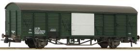 Roco 76673 Gedeckter Güterwagen Gbs ÖBB | DC | Spur H0 kaufen