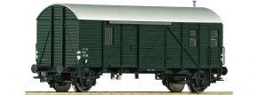 Roco 76681 Güterzugbegleitwagen ÖBB | DC | Spur H0 kaufen