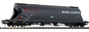 Roco 76707 Staubsilowagen Uacs RSB Logistic ERMEWA | DC | Spur H0 kaufen