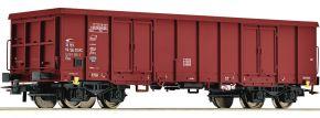 Roco 76730 Offener Güterwagen ZSSK | DC | Spur H0 kaufen